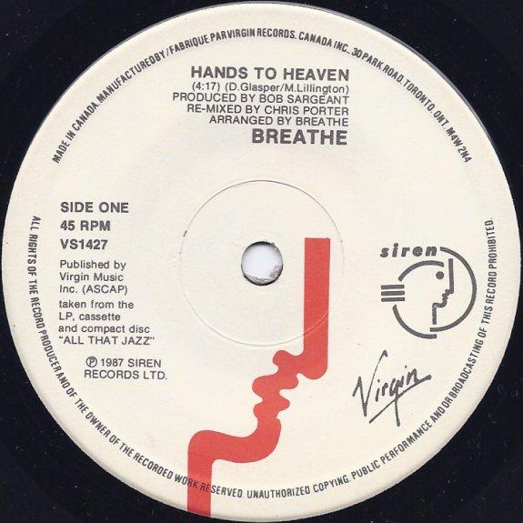 1987 - Virgin Records
